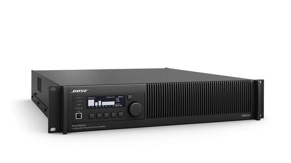 Amplificador PowerMatch PM8250 / PM8250N